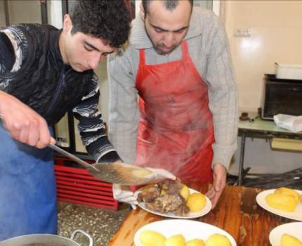 Kitchen Gurus & Bosom Friends
